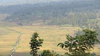 Geography of Burundi - Plateau of Burundi