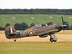 "Hawker Hurricane XII ""Z5140"" G-HURI - Flying Legends 2016 (27611625563).jpg"