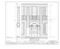 Hayes Manor, East Water Street vicinity, Edenton, Chowan County, NC HABS NC,21-EDET.V,1- (sheet 10 of 17).png