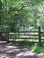 Haywood entrance on path to Grouse Inn - geograph.org.uk - 2493569.jpg