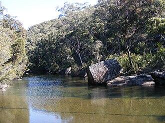 Engadine, New South Wales - Heathcote National Park.