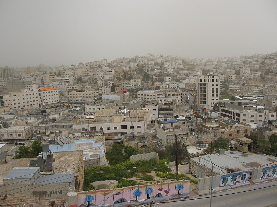 Hebron City-1