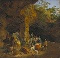 Heinrich Bürkel - Gefangennahme italienischer Briganten - 8871 - Bavarian State Painting Collections.jpg