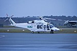 Helicorp (VH-TJJ) Leonardo-Finmeccanica AW139 at Wagga Wagga Airport (1).jpg