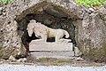 Hellbrunn sculptures of the wild man 01.jpg