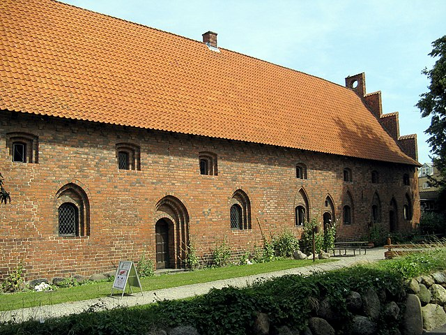 Næstved Museum Helligåndhuset