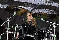 "Helrunar, Sebastian ""Alsvartr"" Körkemeier at Party.San Metal Open Air 2013.jpg"