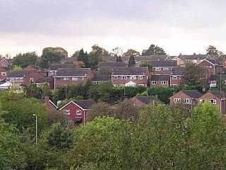 Hempstead, Kent Human settlement in England