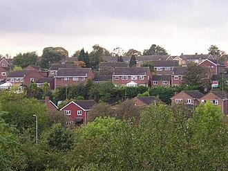 Hempstead, Kent - Image: Hempsteast