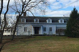 Hendrick Fisher - Image: Hendrick Fisher House, Franklin Township, NJ east view