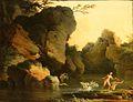Henry d'Arles - Léda et les cygnes.jpg