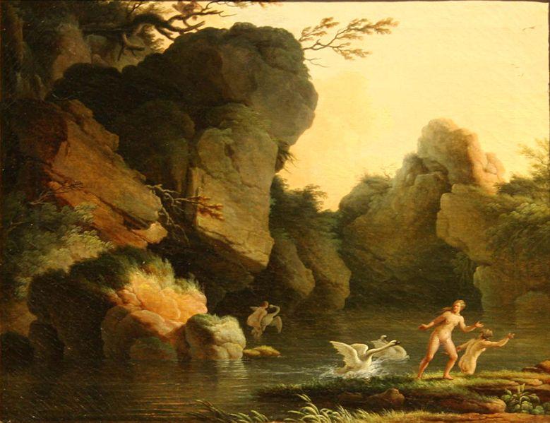 File:Henry d'Arles - Léda et les cygnes.jpg