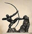 Heraklès archer - Bourdelle (profil).jpg