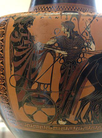 Euphiletos Painter - Image: Herakles Iolaos Athena Cdm Paris 254