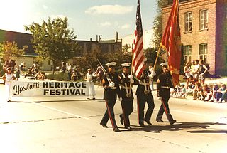 Ypsilanti Heritage Festival Festival in Ypsilanti, Michigan