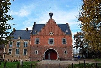 Herkenrode Abbey - Image: Herkenrodeabdij 6 11 2008 15 47 29