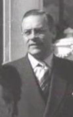 Herman Witte - Herman Witte in 1952