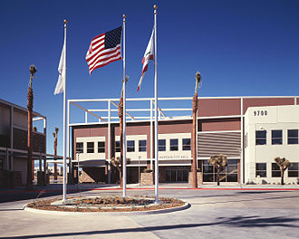Hesperia, California - Hesperia City Hall