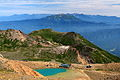 Hida Mountains and Ninoike from Mount Ontake.jpg