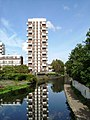 High Rise and Regents Canal - geograph.org.uk - 60764.jpg