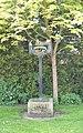 Hilgay village sign - geograph.org.uk - 230311.jpg