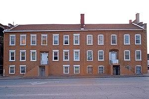 Hiller Building - Image: Hiller 2 Davenport IA