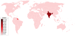 Hinduism By Country Percent.png