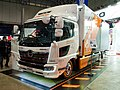 Hino Ranger FD2ALBG Refrigerated Van at Tokyo Auto Salon 2019.jpg