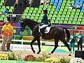 Hipismo campeonato individual misto grau Ia na Paralimpíada Rio 2016 (29667010546).jpg