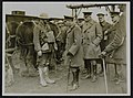 His Majesty King George Vth visits his armies in France. The King talking to an , Bestanddeelnr 158-0155.jpg