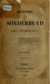 Histoire du sonderbund (IA histoiredusonder02pari).pdf