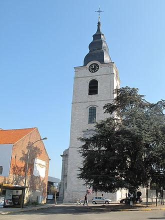 Hoegaarden - The Gorgonius church