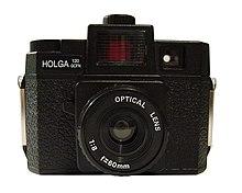 The Holga 120 GCFN