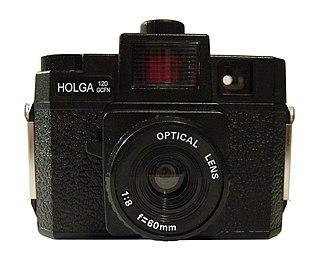 Holga - The Holga 120 GCFN