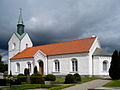 Holmby kyrka sol.jpg