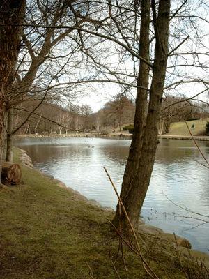 Holstebro Municipality - Park in central Holstebro, Denmark. Photographer: Dan Simon.