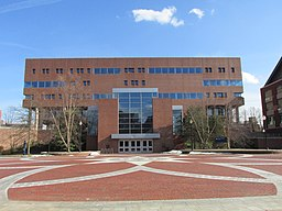 Homer D Babbidge Library, University of Connecticut, Storrs CT.jpg