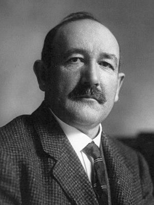 Homer Davenport - Davenport in 1912
