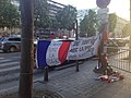 Hommage attentat du 20 avril 2017 sur l'avenue des Champs-Élysées.jpg