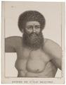 Homo sapiens - Nieuw-Caledonië - 1700-1880 - Print - Iconographia Zoologica - Special Collections University of Amsterdam - UBA01 IZ19500082.tif