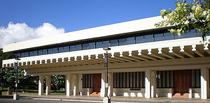 University of Hawaii at Manoa - International Conference Center at Jefferson Hall