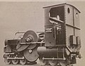 Hornsby-Akroyd internal combustion engine locomotive of the 2ft 6in gauge Chattenden & Upnor Railway (works No. 6234).jpg