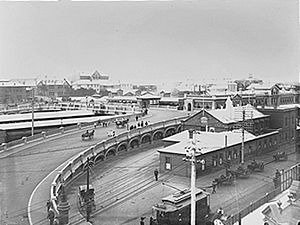 Horseshoe Bridge - Horseshoe Bridge c.1904-05