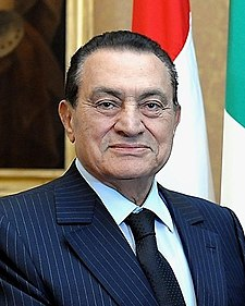 Mubarak refuses to quit
