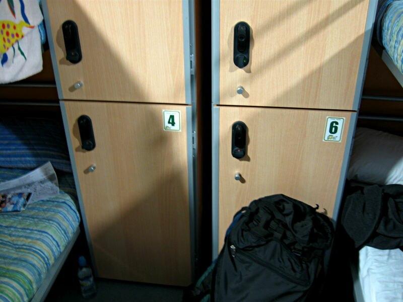 Hostel Lockers