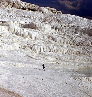 Hot Springs of Pamukkale Turkey.jpg