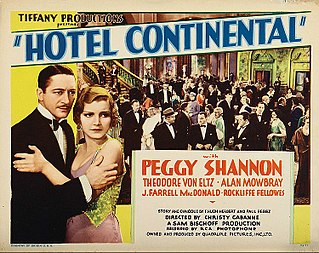 <i>Hotel Continental</i> (film) 1932 film