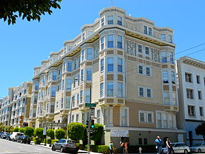 Hotel Majestic (San Francisco) - Hotel Majestic Gough SF CA