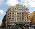 Hotel Senator Gran Vía 21 (Madrid) 02.jpg