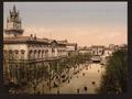 Hotel de ville place, Avignon, Provence, France-LCCN2001698587.tif